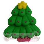 Royal Icing Christmas Trees