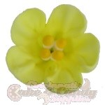 Royal Icing Petunias - Yellow