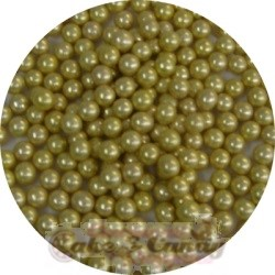 Dragees - 6mm Gold_LARGE