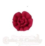 Mini Royal Icing Rose - Red