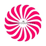 Cookie Countess Stencil - Big Swirl