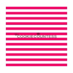 Cookie Countess Stencil - Narrow Stripes THUMBNAIL