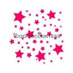 Cookie Countess Stencil - Night Sky THUMBNAIL