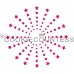 The Cookie Countess - Star Burst