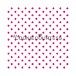 Cookie Countess Stencil -Tiny Dots THUMBNAIL