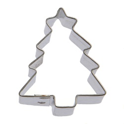 Christmas Tree Cookie Cutter - Mini LARGE