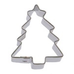Christmas Tree Cookie Cutter - Mini THUMBNAIL