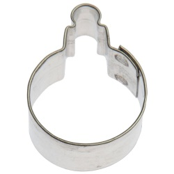 Christmas Ornament Cookie Cutter - Mini LARGE