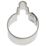 Christmas Ornament Cookie Cutter - Mini THUMBNAIL