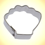 Seashell Cookie Cutter - Mini