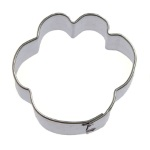 Paw Print Cookie Cutter - Mini THUMBNAIL