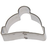 Stocking Cap Cookie Cutter - Mini THUMBNAIL