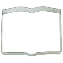 Book Cookie Cutter LARGE