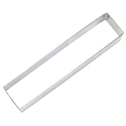 Ruler Cookie Cutter LARGE