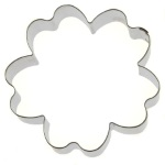 Hibiscus Cookie Cutter