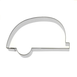 Glamper Cookie Cutter LARGE