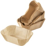 Wilton Petite Loaf Baking Cups - Kraft