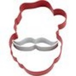 Wilton Christmas Santa Cookie Cutter Set