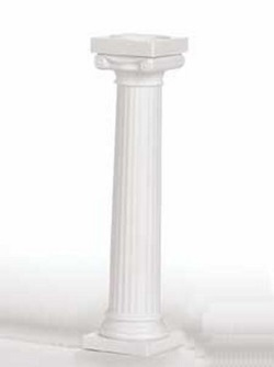Wilton 5-Inch Grecian Pillars LARGE