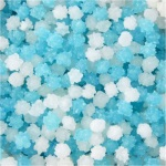 Wilton Candy Sparkles - Blue & White