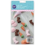 Wilton Mini Bunny and Carrot Chocolate Mold