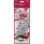 Wilton Christmas Lights Treat Bags
