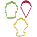 Wilton Ice Cream 3-pc. Cutter Set