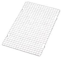 "Wilton Chrome-Plated Cooling Grid - 14-1/2"" x 20"" LARGE"