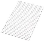 "Wilton Chrome-Plated Cooling Grid - 14-1/2"" x 20"""