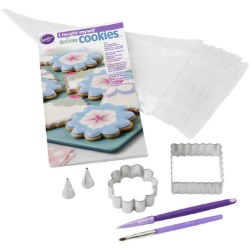 I Taught Myself Cookie Decorating Book Set LARGE