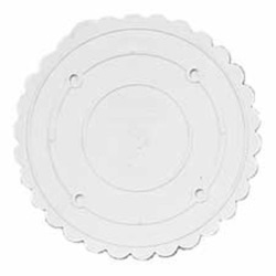 "Wilton 9"" Round Decorator Preferred Separator Plate LARGE"