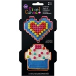 Wilton Pixel Cakes Cookie Cuttr Set
