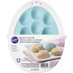 Wilton Eater Egg Silicone Treat Mold