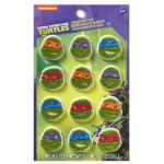 Wilton Teenage Mutant Ninja Turtles Icing Decorations THUMBNAIL