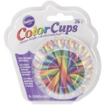 Wilton Candy Stick ColorCups Standard Baking Cups