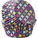 Wilton Diamond Pattern ColorCups Standard Baking Cups_THUMBNAIL