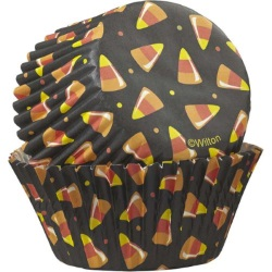 Wilton Standard Baking Cups - Candy Corn_LARGE