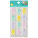 Wilton Pastel Bunny Icing Decorations