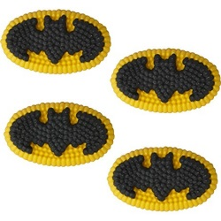 Wilton Icing Decorations - Batman LARGE
