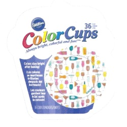 Wilton Boozy Treat ColorCups Standard Baking Cups