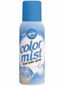 Wilton Color Mist Food Color Spray - Blue