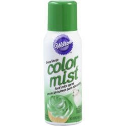 Wilton Color Mist Food Color Spray - Green LARGE