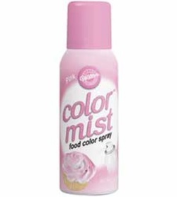 Wilton Color Mist Food Color Spray - Pink LARGE
