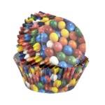 Wilton Gumballs ColorCups Standard Baking Cup