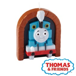 Wilton Thomas & Friends Birthday Candle LARGE