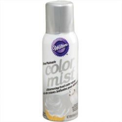 Wilton Color Mist Food Color Spray - Silver LARGE