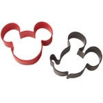 Mickey Mouse Cookie Cutter Set THUMBNAIL