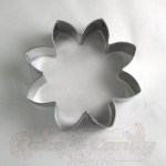 Daisy Cookie Cutter - Stainless Steel