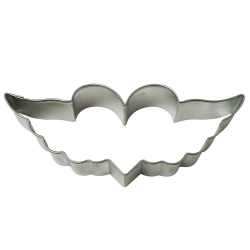 Heart w/Wings Cookie Cutter LARGE