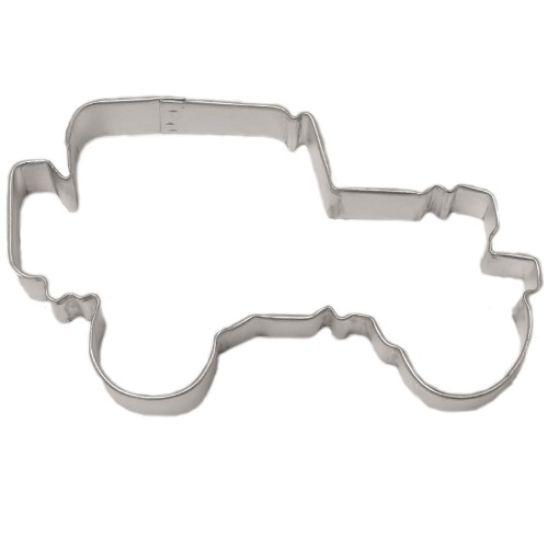 Military Truck Cookie Cutter LARGE